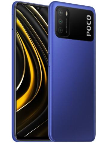 Смартфон POCO M3 4/128 Gb (Global, синий/Cool Blue)