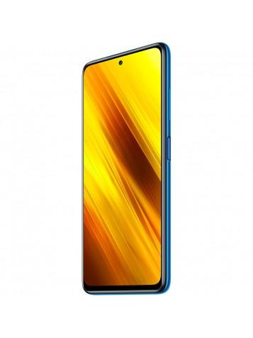 Смартфон POCO X3 NFC 6/128 Gb (Global, синий/Cobalt Blue)
