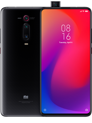 Xiaomi Mi 9T Pro 6/128GB Black