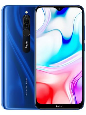 Redmi 8 3/32GB (Global, синий/Sapphire Blue)