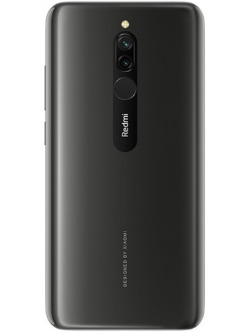 Redmi 8 4/64GB (Global, черный/Onyx Black)