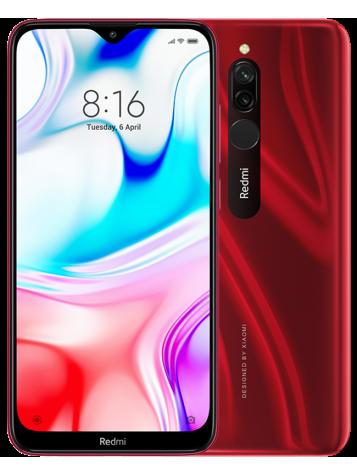 Redmi 8 4/64GB (Global, красный/Ruby Red)