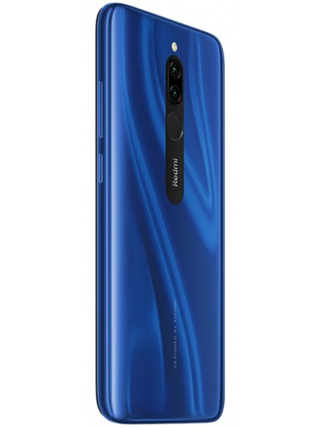Redmi 8 4/64GB (Global, синий/Sapphire Blue)