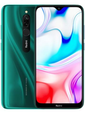 Redmi 8 4/64GB (Global, зеленый/Fairy Green)