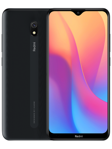 Redmi 8A 2/32GB (Global, черный/Midnight Black)