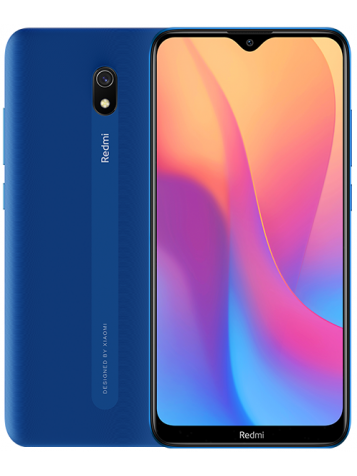 Redmi 8A 2/32GB (Global, синий/Ocean Blue)