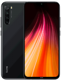 Redmi Note 8 4/64GB Black