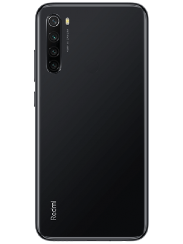 Redmi Note 8 4/64GB Black