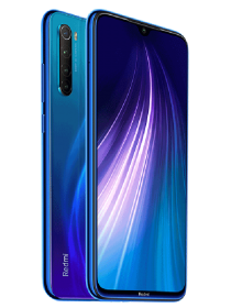 Redmi Note 8 4/64GB Blue