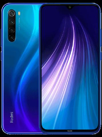 Redmi Note 8 4/64GB Blue