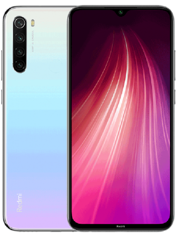 Redmi Note 8T 4/64GB (Global, белый/Moonlight White)