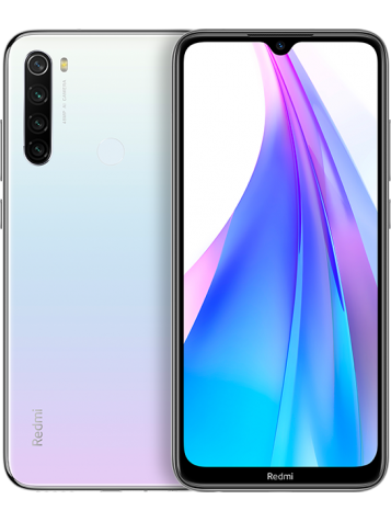 Redmi Note 8T 4/128GB (Global, белый/Moonlight White)
