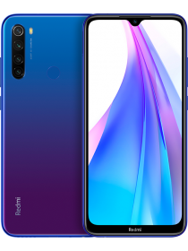 Redmi Note 8T 4/128GB (Global, синий/Starscape Blue)