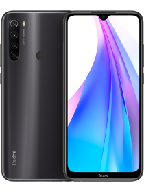 Redmi Note 8T 4/64GB (Global, черный/Moonshadow Grey)