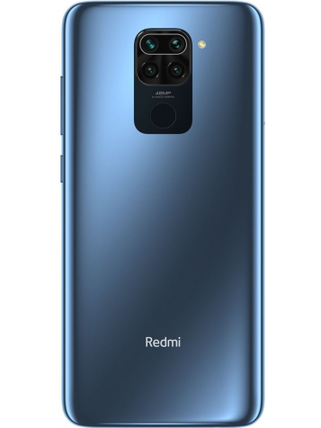 Смартфон Xiaomi Redmi Note 9 3/64 Gb (Global, серый/Midnight Grey)
