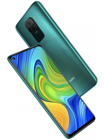 Смартфон Xiaomi Redmi Note 9 3/64 Gb (Global, зеленый/Forest Green)