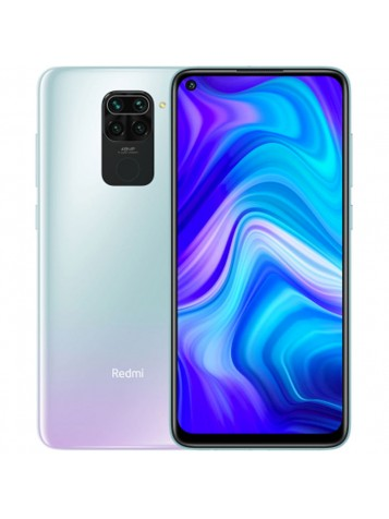 Смартфон Xiaomi Redmi Note 9 4/128 Gb (Global, белый/Polar White)