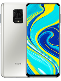 Смартфон Xiaomi Redmi Note 9S 4/64 Gb (Global Version, белый/Glacier White)
