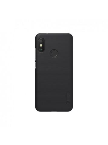 Чехол для смартфона Xiaomi Redmi Note 6 pro силиконовый (цветной)