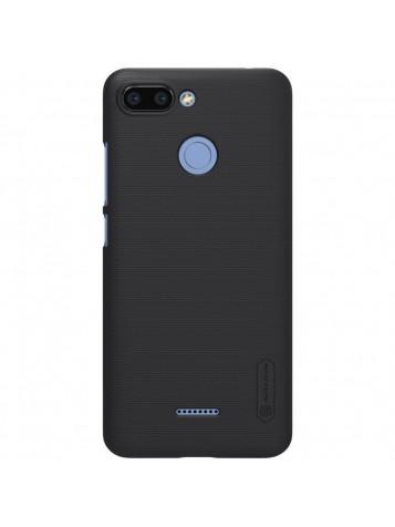 Чехол для смартфона Xiaomi Redmi 6 силиконовый (цветной)