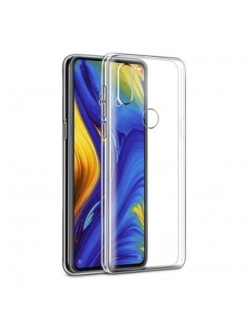 Чехол для смартфона Xiaomi Mi Mix 3 силиконовый прозрачный