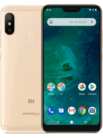 Mi A2 Lite 4/64 GB Gold