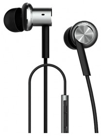 Наушники вакуумные Xiaomi Mi In-Ear Headphones Pro Silver