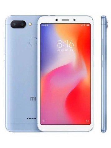 Redmi 6 3/32GB Blue