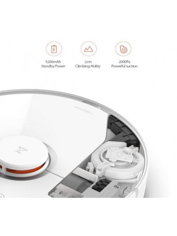 Робот-пылесос Xiaomi Roborock Sweep One влажная уборка