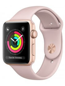 Apple Watch S3 38mm  Gold Pink sand