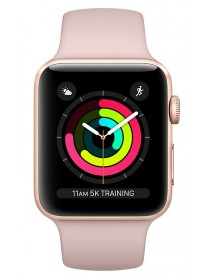 Apple Watch S3 42mm  Gold Pink sand