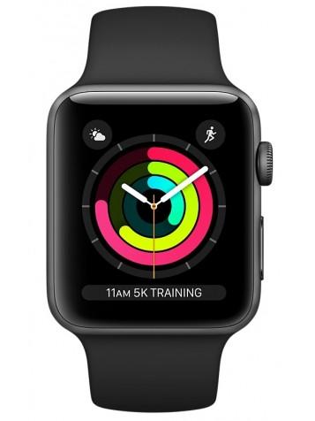 Apple Watch S3 42mm Sport Black