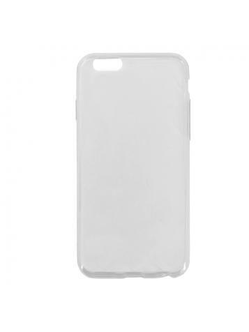 Чехол силиконовый прозрачный iPhone 6+