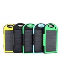 Power bank Solar Cha­rger  10000 mah