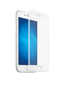 Стекло защитное с рамкой iPhone 6/6S