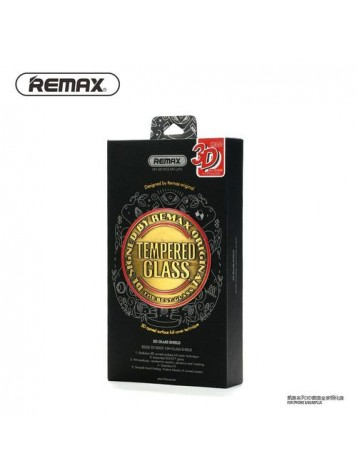 Remax Tempered Glass (Round Cut)  iPhone 5/5S 10 pcs