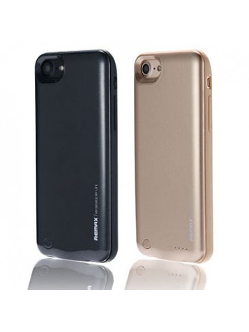 Remax Energy jacket 3400mah power bank with case for iphone7 Plus