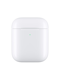 Зарядный футляр Apple с беспроводной зарядкой для AirPods