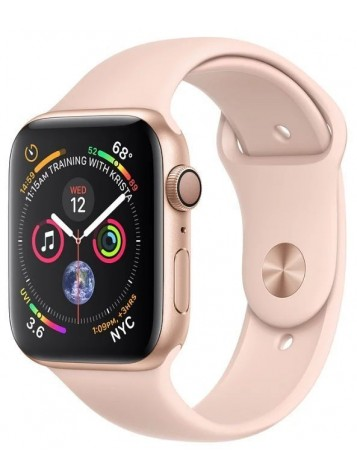 Apple Watch Series 4 GPS 40mm Aluminum Case with Sport Band Pink