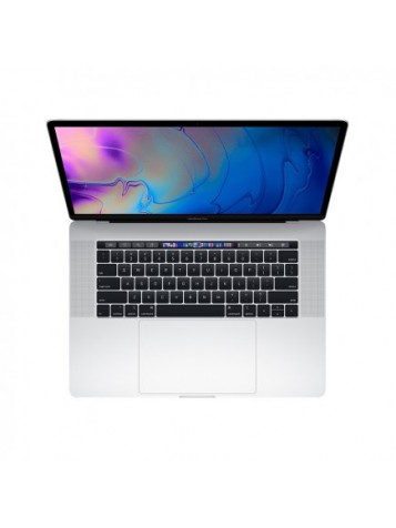 Apple MacBook Pro 15 Retina Touch Bar MR972 Silver (2,6 GHz, 16GB, 512Gb, Radeon Pro 560X)
