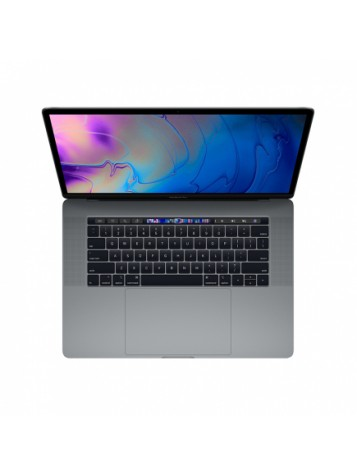 Apple MacBook Pro 15 Retina Touch Bar MR932 Space Gray (2,2 GHz, 16GB, 256Gb, Radeon Pro 555X)