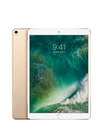 "Apple iPad Pro 10.5"" 256Gb Wi-Fi + Сellular Gold"