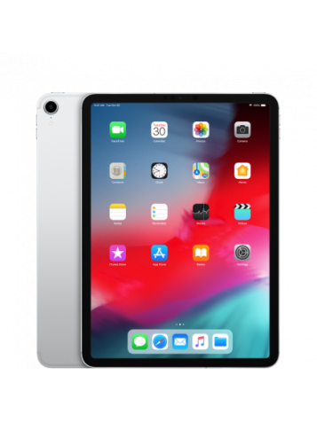 "Apple iPad Pro 11"" (2018) 256Gb Wi-Fi + Сellular Silver"