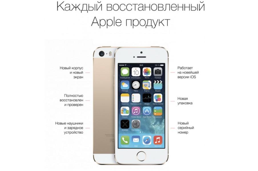 Восстановленный iPhone – что надо знать при покупке