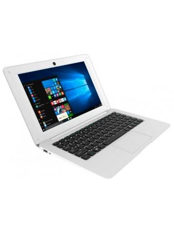 Нетбук Irbis NB28 белый [1024x600, TN+film, Intel Atom Z3735F, 4x1.33 ГГц, RAM 2 ГБ, SSD 32 ГБ, Intel HD, Wi-Fi, BT, Windows 10]