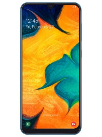 Samsung Galaxy A30 32GB Blue