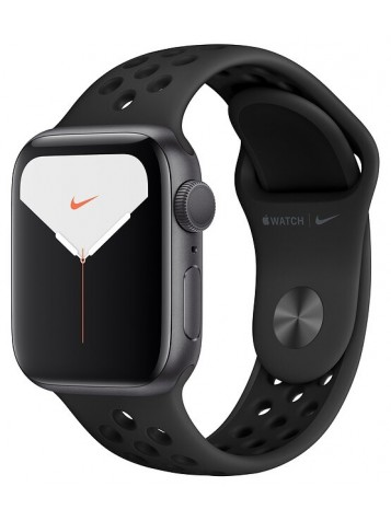 Apple Watch Series 5 GPS 40mm Aluminum Case with Nike Sport Band