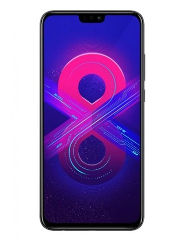 Honor 8X 4/64GB Black РСТ