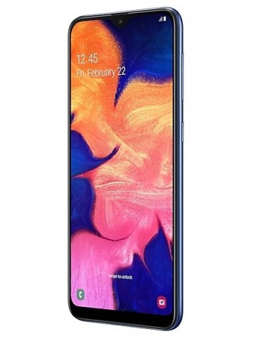 Samsung Galaxy A10 32GB Blue РСТ