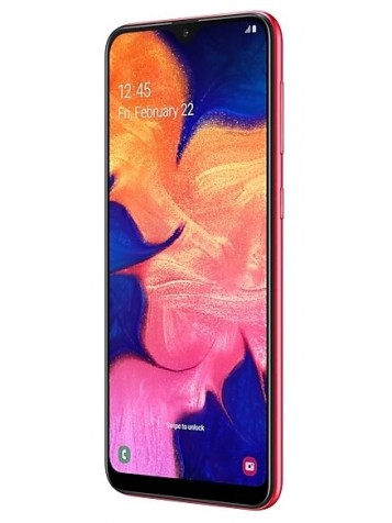 Samsung Galaxy A10 32GB Red РСТ